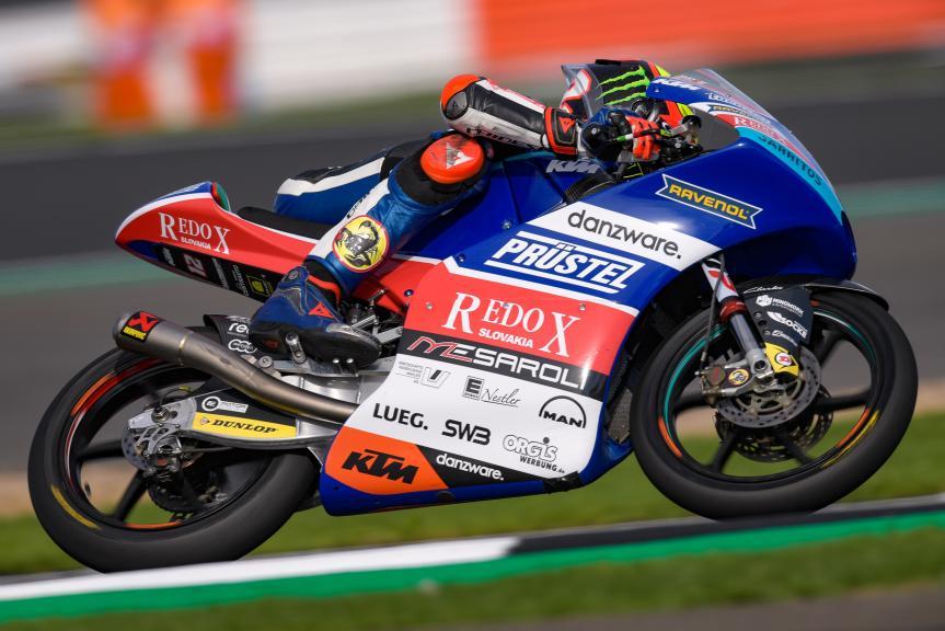 Marco Bezzecchi, Pruestelgp, GoPro British Grand Prix
