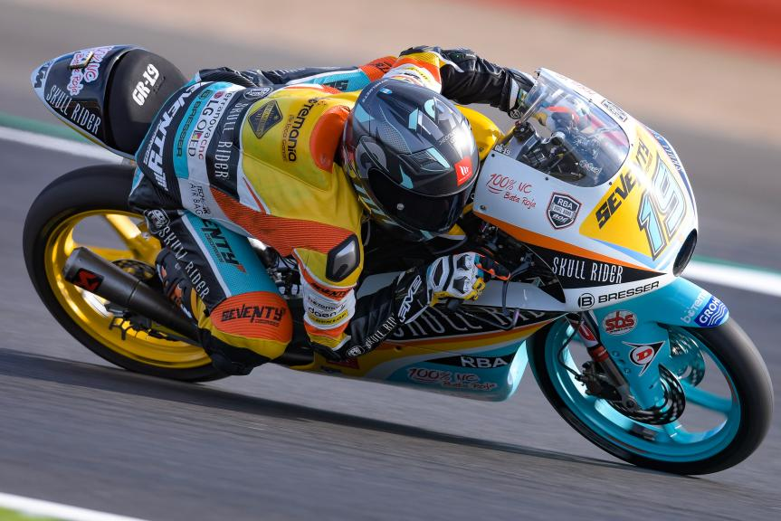 Gabriel Rodrigo, RBA BOE Skull Rider, GoPro British Grand Prix