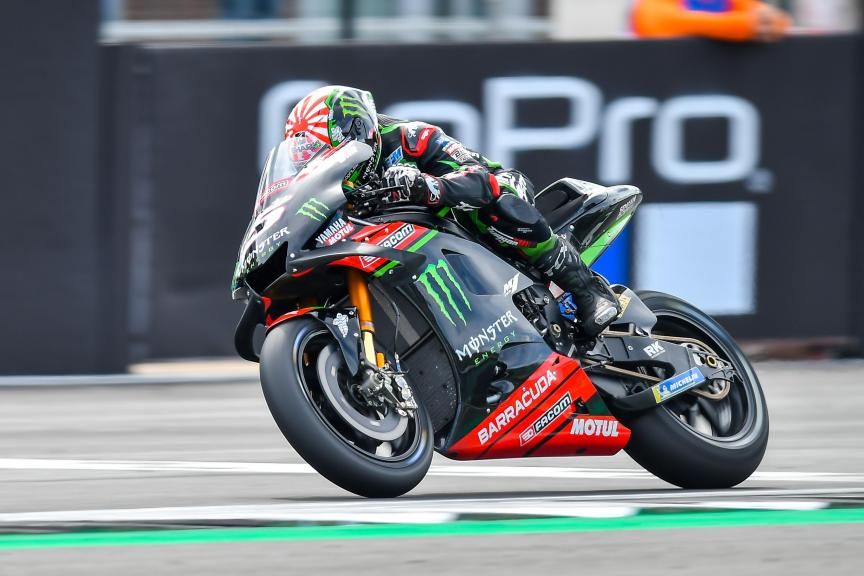 Johann Zarco, Monster Yamaha Tech 3, GoPro British Grand Prix