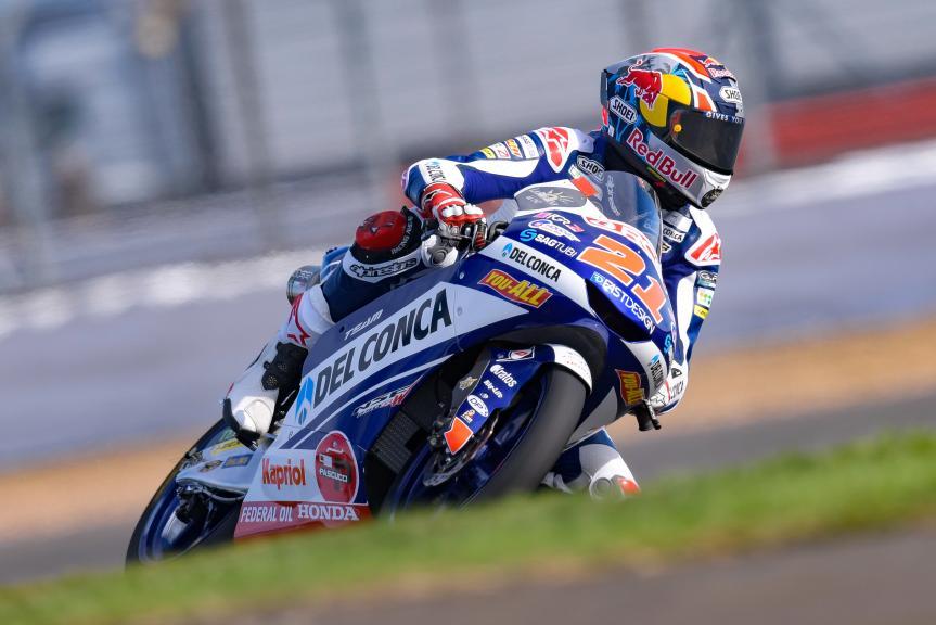 Fabio Di Giannantonio, Del Conca Gresini Moto3, GoPro British Grand Prix