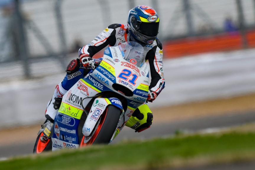 Federico Fuligni, Tasca Racing Scuderia Moto2, GoPro British Grand Prix