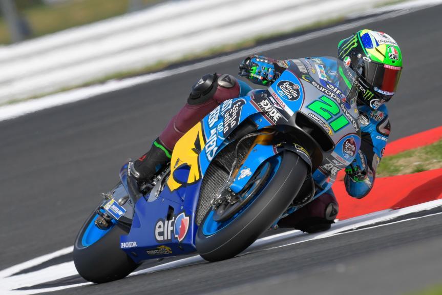Franco Morbidelli, Eg 0,0 Marc VDS, GoPro British Grand Prix
