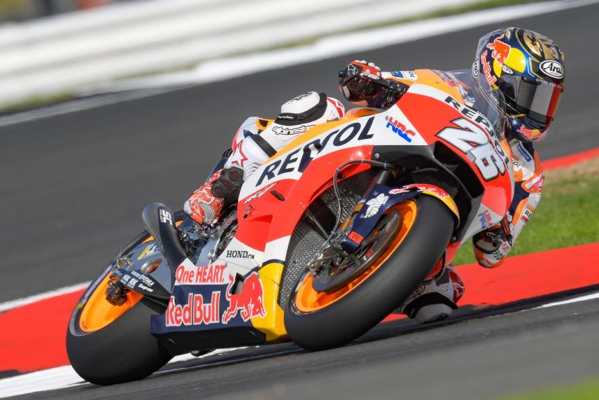 Dani Pedrosa, Repsol Honda Team, GoPro British Grand Prix