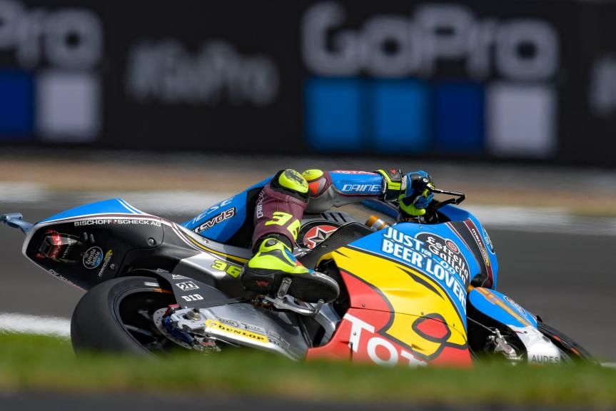 Joan Mir, Eg 0,0 Marc VDS, GoPro British Grand Prix