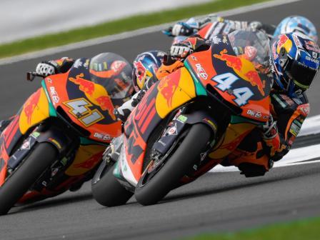 Moto2, Free Practice, GoPro British Grand Prix