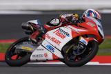 Nakarin Atiratphuvapat, Honda Team Asia, GoPro British Grand Prix