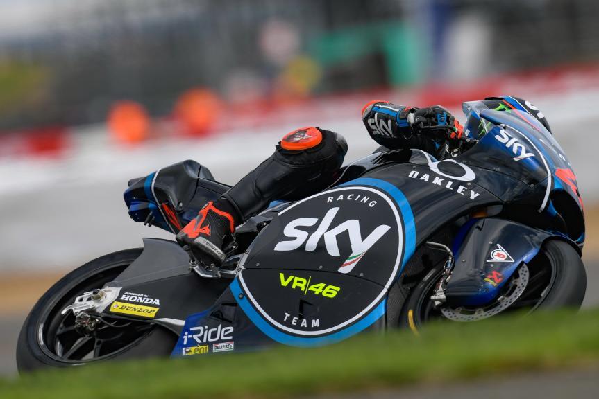 Francesco Bagnaia, Sky Racing Team VR46, GoPro British Grand Prix
