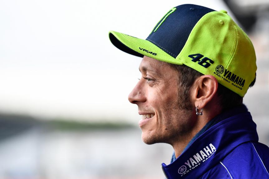 Valentino Rossi, Movistar Yamaha MotoGP, Day Of Champions, GoPro British Grand Prix