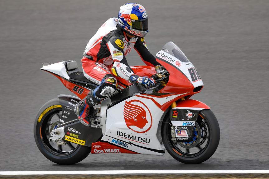 Khairul Idham Pawi, Idemitsu Honda Team Asia, GoPro British Grand Prix