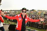 Jorge Lorenzo, Ducati Team, Day Of Champions, GoPro British Grand Prix