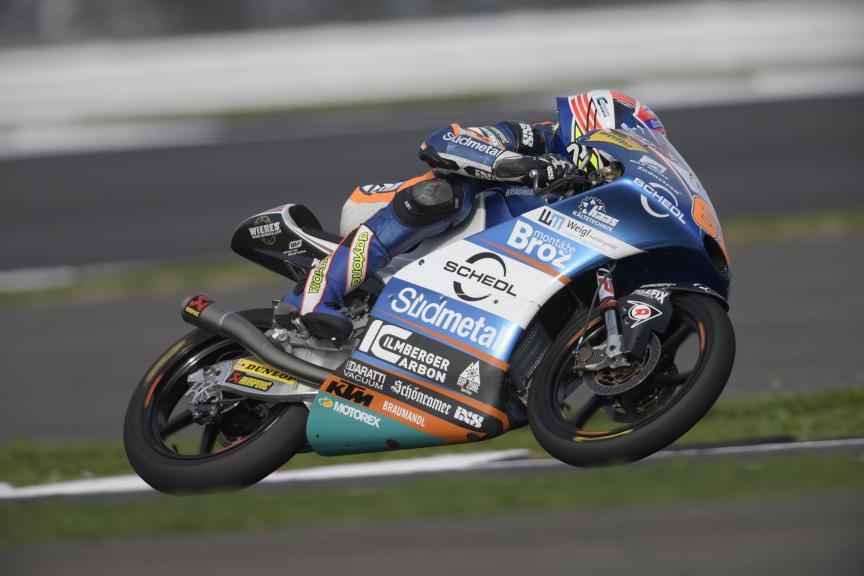 Philipp Oettl, Sudmetal Schedl GP Racing, GoPro British Grand Prix