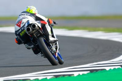 GP de Grande-Bretagne: Arbolino récupère la main en FP2