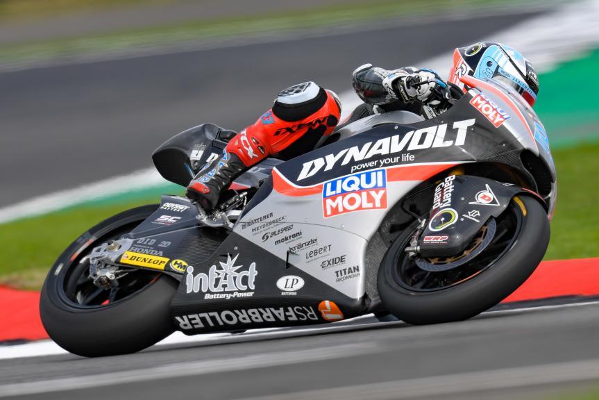 Marcel Schrotter, Dynavolt Intact GP, GoPro British Grand Prix