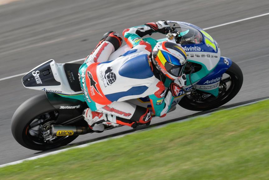 Xavier Cardelus, Team Stylobike, GoPro British Grand Prix