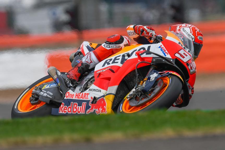 Marc Marquez, Repsol Honda Team, GoPro British Grand Prix