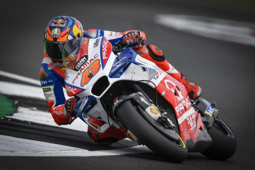 Jack Miller, Alma Pramac Racing, GoPro British Grand Prix