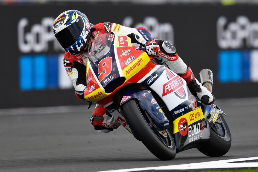 Jorge Navarro, Federal Oil Gresini Moto2, GoPro British Grand Prix