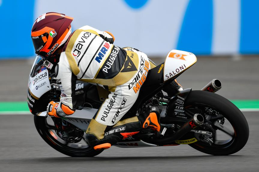 Andrea Migno, Angel Nieto Team Moto3, GoPro British Grand Prix
