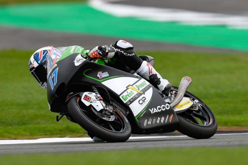 John Mcphee, CIP - Green Power, GoPro British Grand Prix