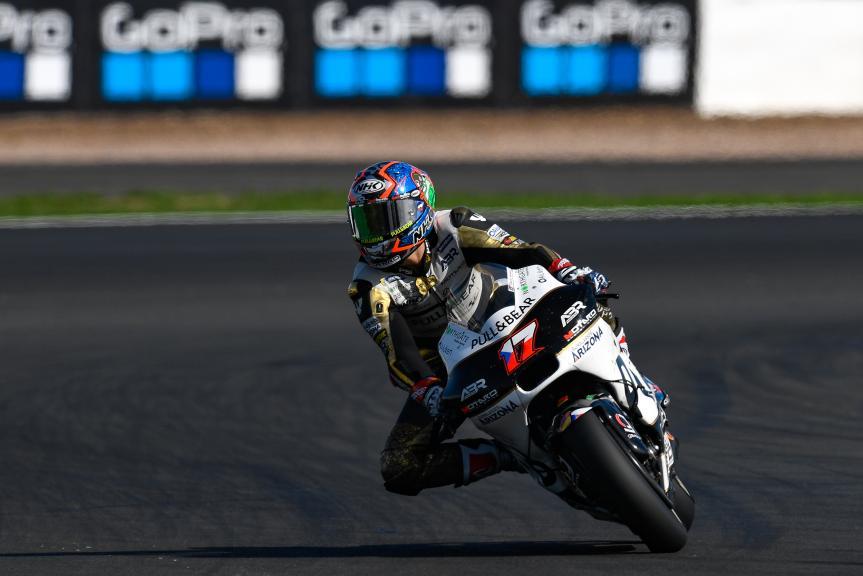 Karel Abraham, Angel Nieto Team, GoPro British Grand Prix