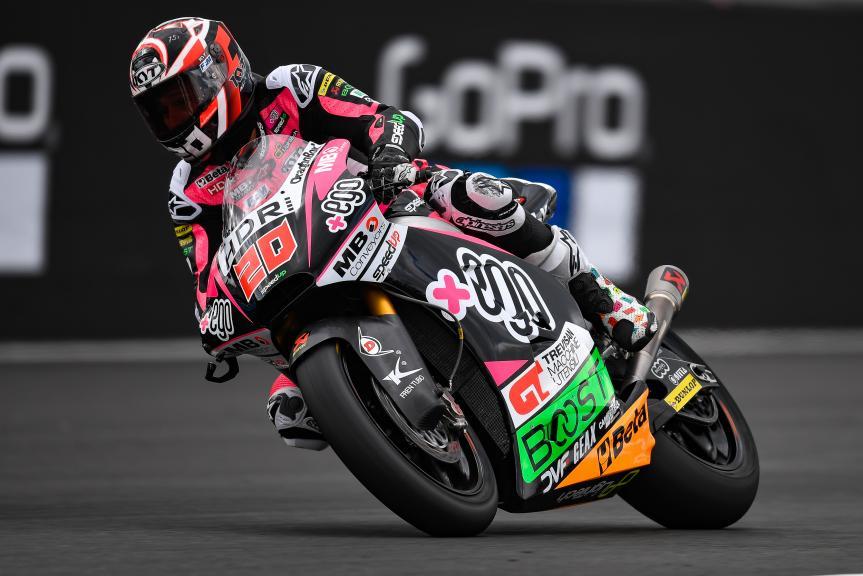Fabio Quartararo, HDR-Speed Up Racing, GoPro British Grand Prix