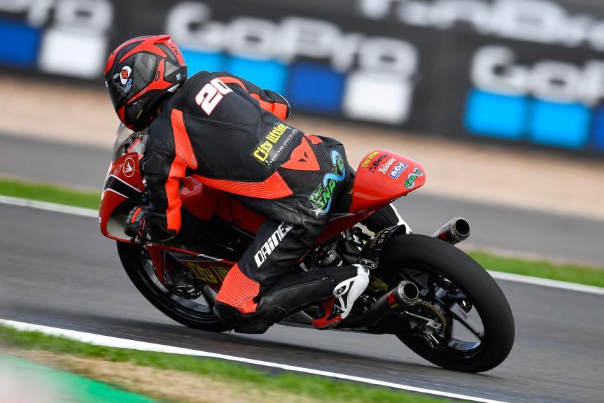 Jake Archer, City Lifting RS Racing, GoPro British Grand Prix