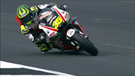 Watch teams and riders make their final changes ahead of qualifying at Silverstone