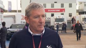 The MotoGP™ Race Director talks about the track conditions and the changes to Sunday's timetable