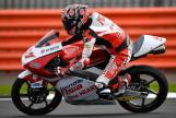 Kaito Toba, Honda Team Asia, GoPro British Grand Prix