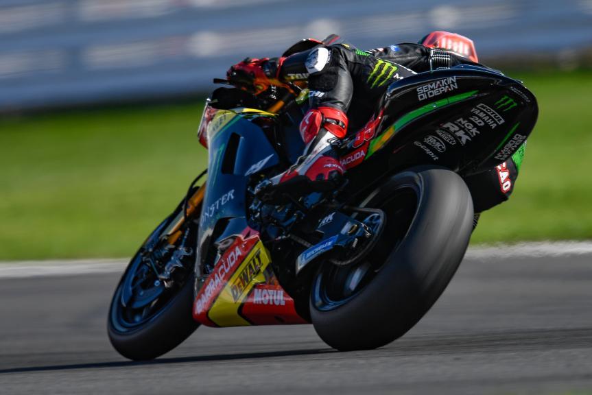 Hafizh Syahrin, Monster Yamaha Tech 3, GoPro British Grand Prix