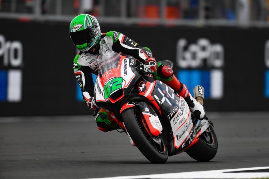 Stefano Manzi, Forward Racing Team, GoPro British Grand Prix