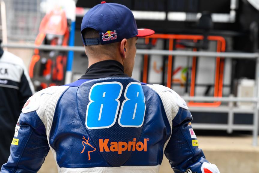 Jorge Martin, Del Conca Gresini Moto3, GoPro British Grand Prix
