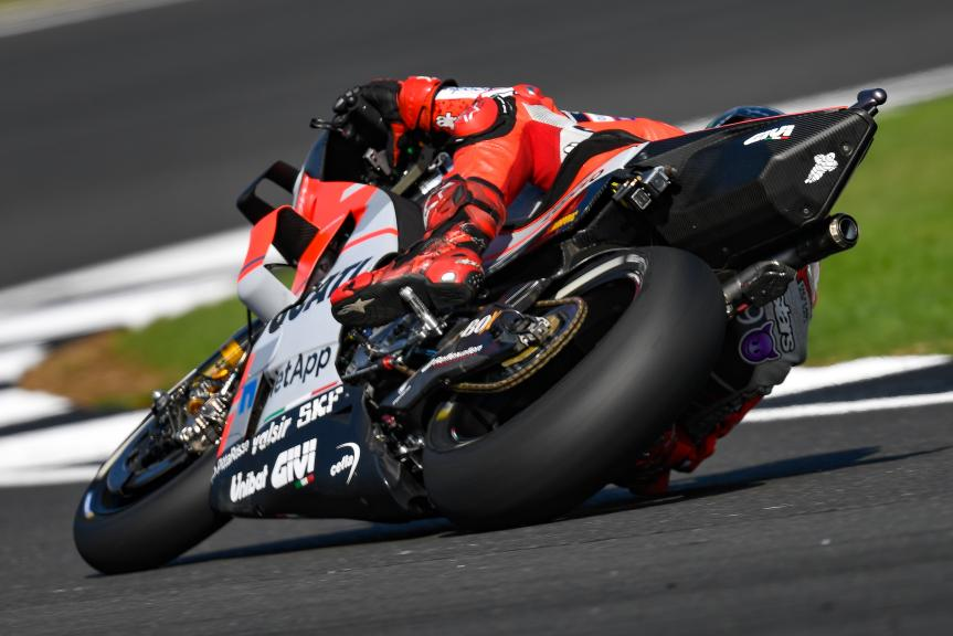 Jorge Lorenzo, Ducati Team, GoPro British Grand Prix