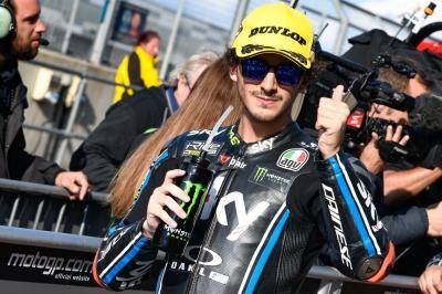 Bagnaia saldrá desde la pole en Silverstone