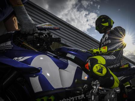 Best shots of MotoGP, GoPro British Grand Prix