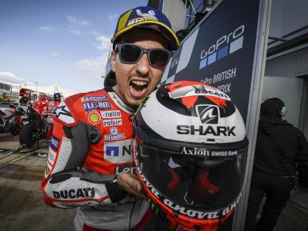 MotoGP, Free Practice, GoPro British Grand Prix