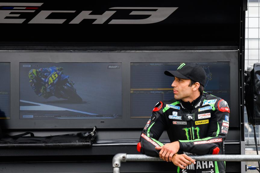 Johann Zarco, Monster Yamaha Tech 3, GoPro British Grand Prix