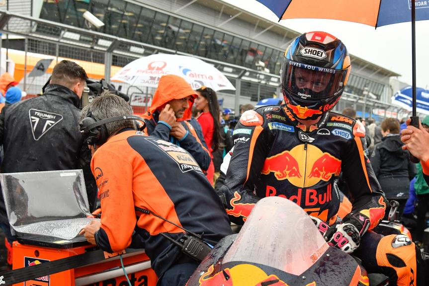 Bradley Smith, Red Bull KTM Factory Racing, GoPro British Grand Prix