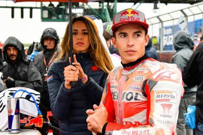 """Marquez: """"Wir wollten fahrern, aber Sicherheit geht vor"""""""