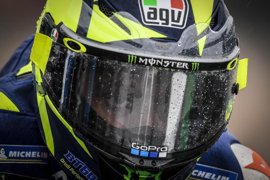 Valentino Rossi, Movistar Yamaha MotoGP, GoPro British Grand Prix