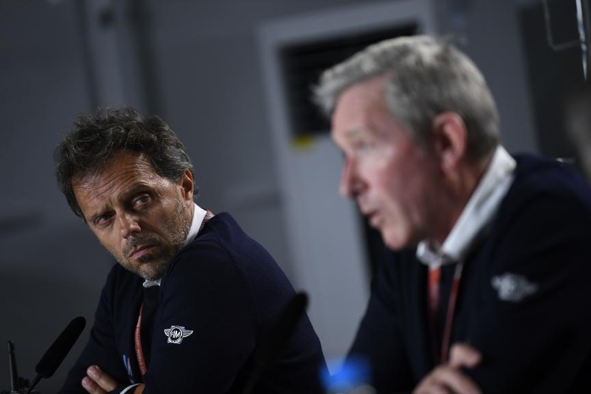Press Conference, GoPro British Grand Prix