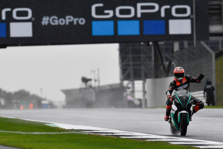 MotoE, GoPro British Grand Prix