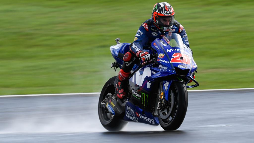 Maverick Viñales, Movistar Yamaha MotoGP, GoPro British Grand Prix