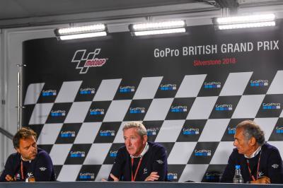 Silverstone-Asphalt schuld an Absage des British GP