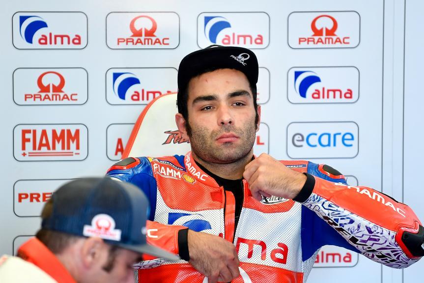 Danilo Petrucci, Alma Pramac Racing, GoPro British Grand Prix
