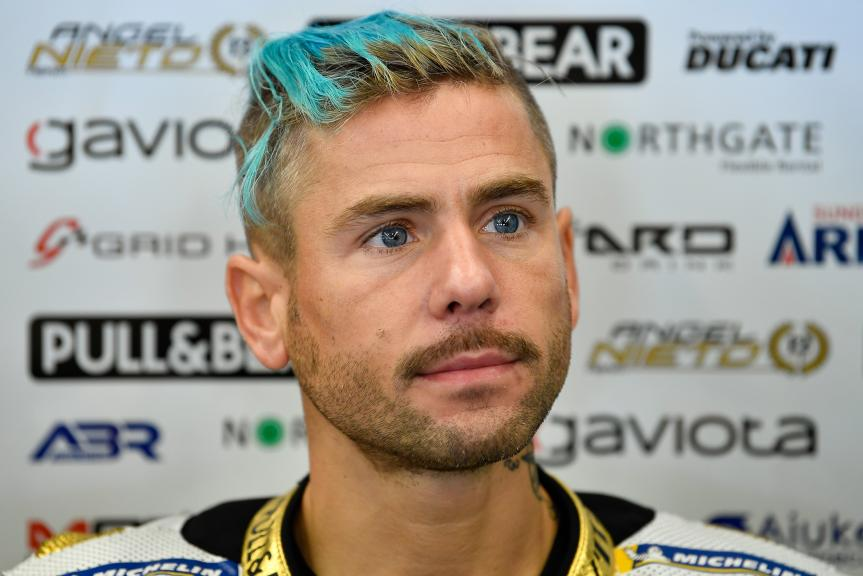 Alvaro Bautista, Angel Nieto Team, GoPro British Grand Prix