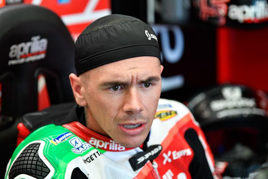 Scott Redding, Aprilia Racing Team Gresini, GoPro British Grand Prix