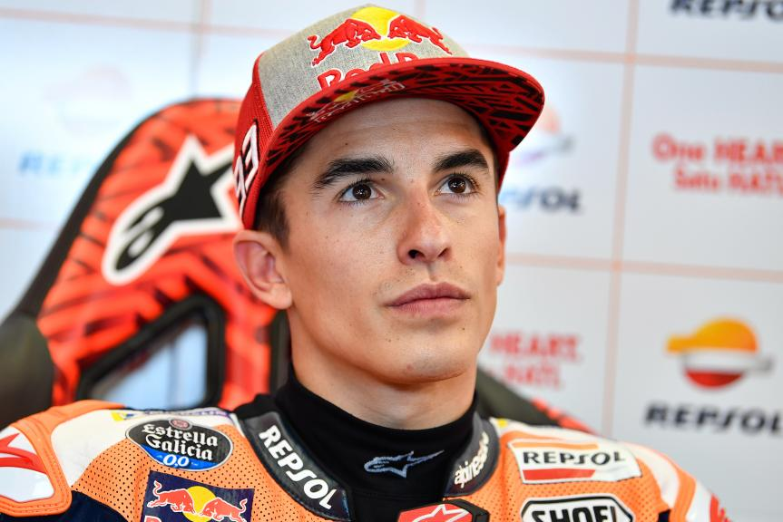 Marc Marquez, Repsol Honda Team, GoPro British Grand Prix