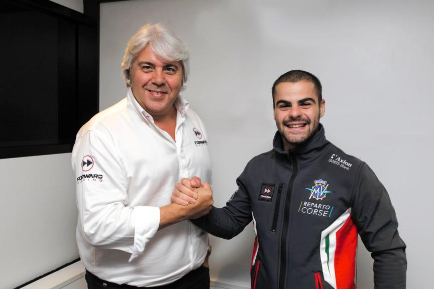 Romano Fenati, Marinelli Snipers Team