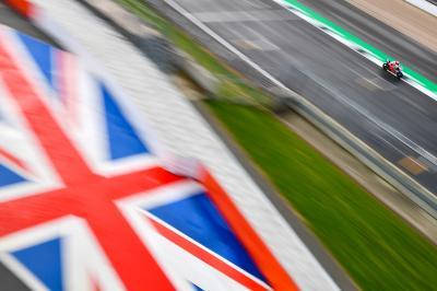 Acordándome de mis tardes en Silverstone...